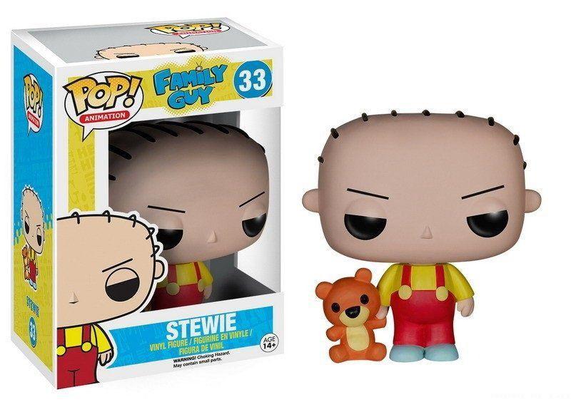 Funko Pop Stewie: Family Guy #33 - Funko