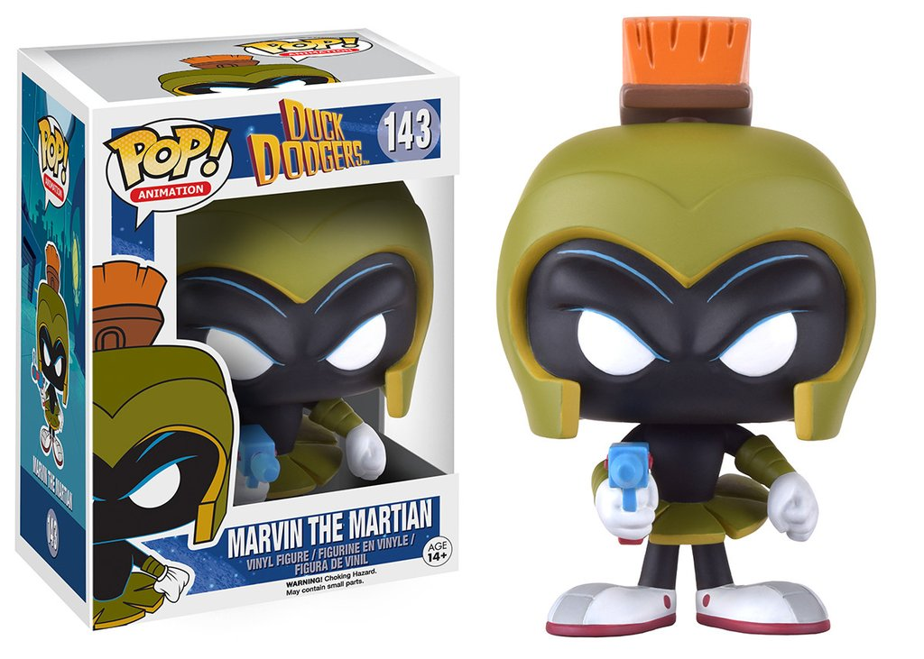 POP! Animation: Marvin O Marciano  - Funko