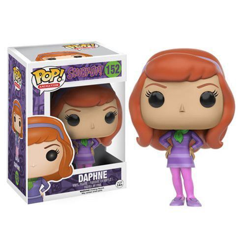 Funko POP! Animation: Scooby Doo: Dafne #152 - Funko