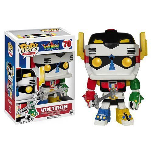 Funko Pop! Voltron: Animation #70 - Pop Funko