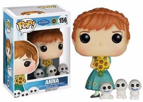 Funko Pop Anna: Disney Frozen #156 - Funko
