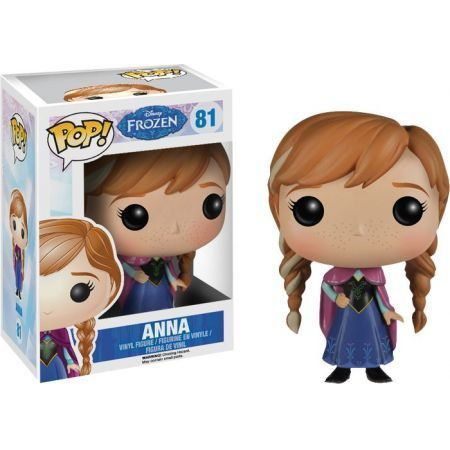 Funko Pop Anna: Disney Frozen #81 - Funko