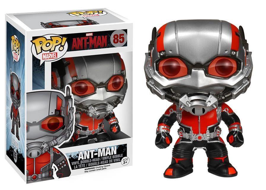 Funko Pop Ant-Man (Homem-Formiga) Marvel #85 - Funko