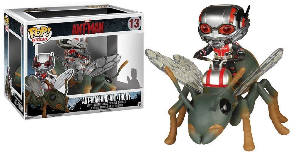 Funko Pop! Ant-Man and Ant-Thony: Ant-Man #13 - Funko
