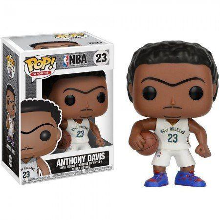 Funko Pop! Anthony Davis: NBA New Orleans Pelicans #23 - Funko