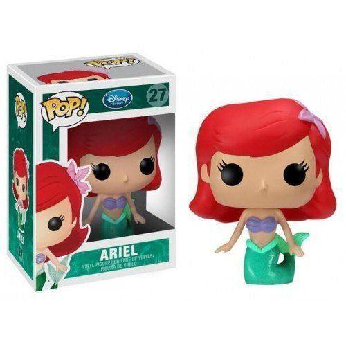 Funko Pop Ariel: A Pequena Sereia #27 - Funko
