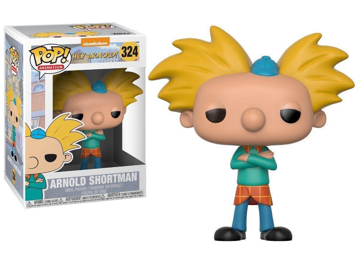 Funko Pop! Arnold Shortman: Hey Arnold! #324 - Funko