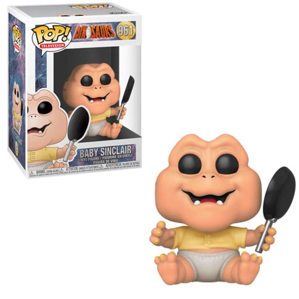Funko Pop! Baby Sinclair: A Família Dinossauro (Dinosaurs) #961 - Funko