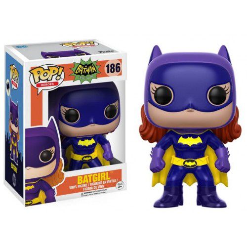 Funko Pop! Batgirl: Batman (1966) #186 - Funko