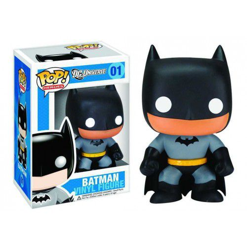 Funko Pop Batman: DC Comics #01 - Funko