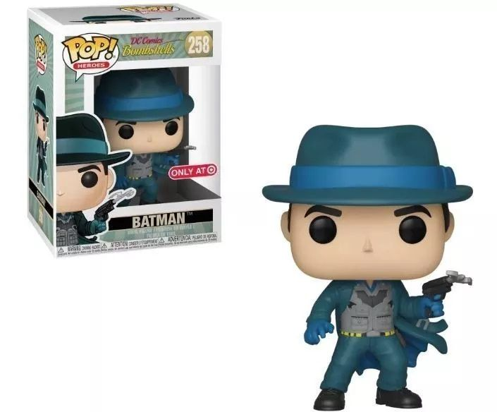 Funko Pop! Batman: Dc Comics #258 (Exclusivo) - Funko