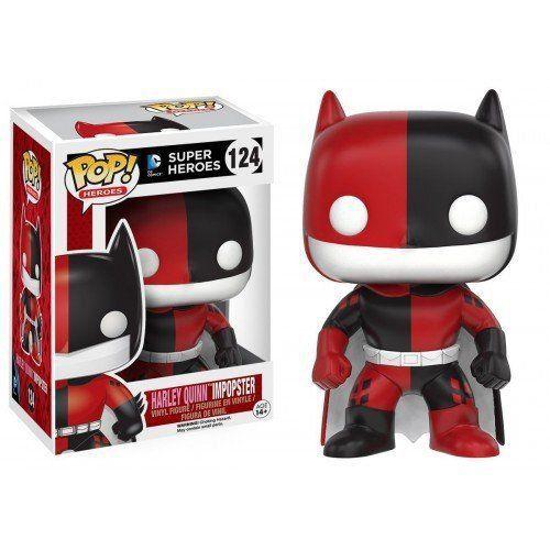 Funko Pop Batman Impopster: Super Heroes #124 - Funko