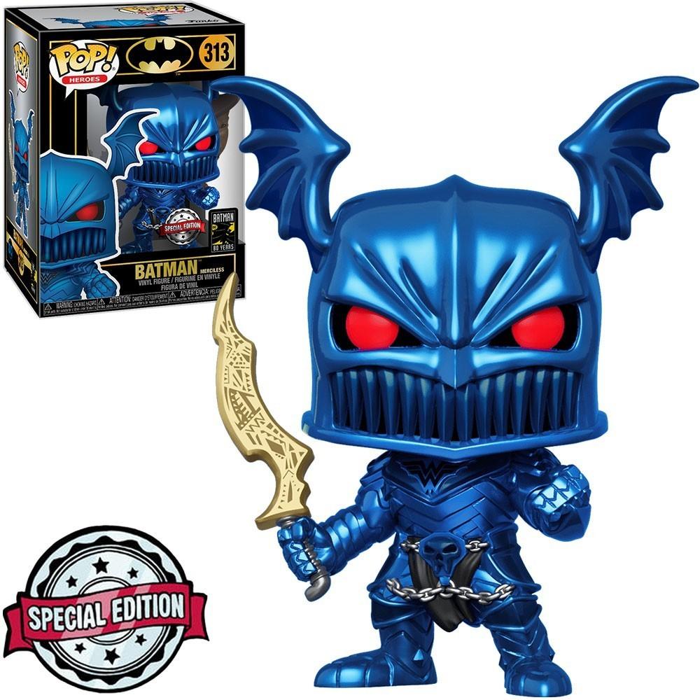 Funko Pop! Batman Merciless: DC Comics (Batman 80th Anniversary) #313 - Funko