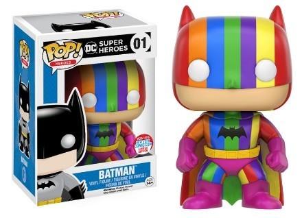 Funko POP! Batman New York Comic Con Limited Edition - Funko