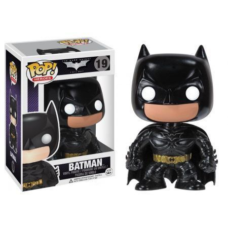 Funko Pop Batman: Batman: O Cavaleiro das Trevas Ressurge #19 - Funko