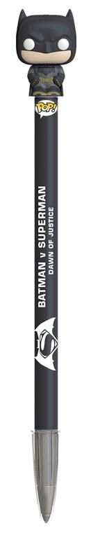 Pop Caneta (Pen Toppers) Batman: Batman vs Superman: A Origem da Justiça - Funko