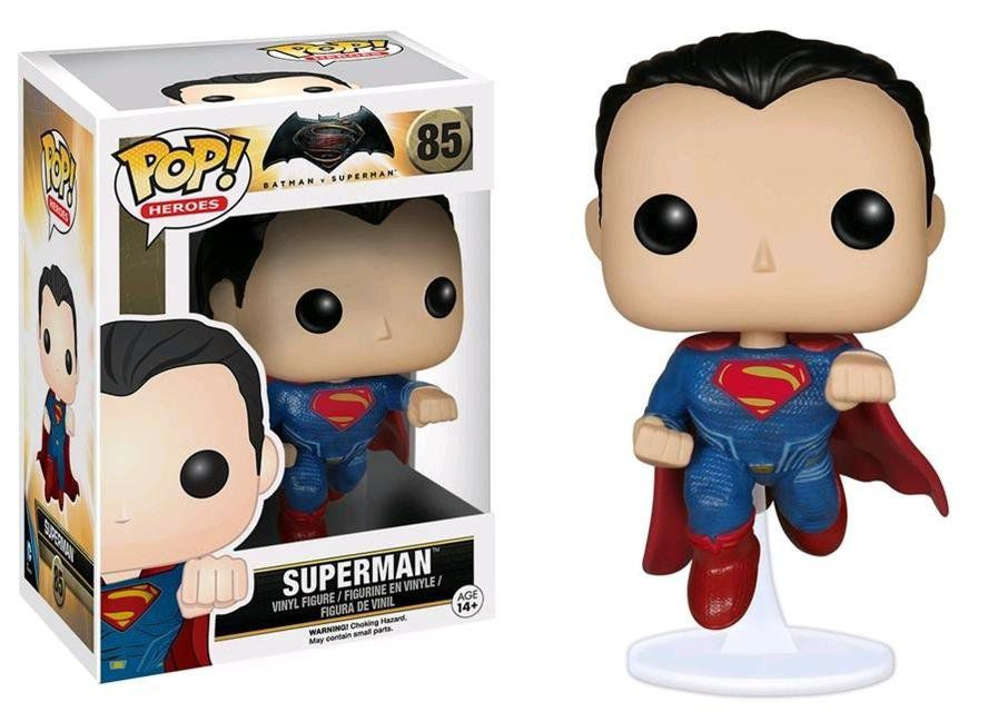 Funko Pop Superman: Batman Vs Superman #85 - Funko