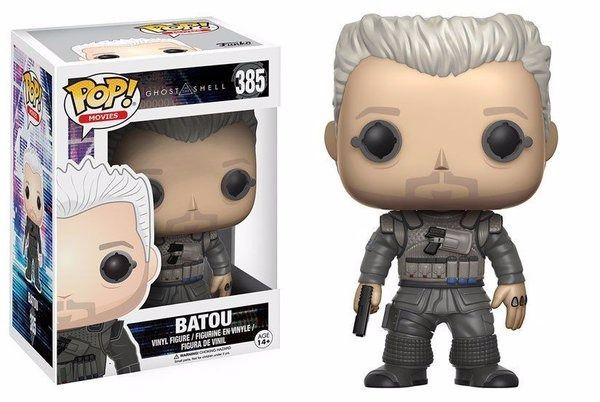 Funko Pop! Batou: Ghost In The Shell #385 - Funko