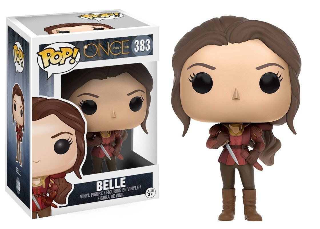 Funko Pop Belle: Once Upon a Time #383 - Funko