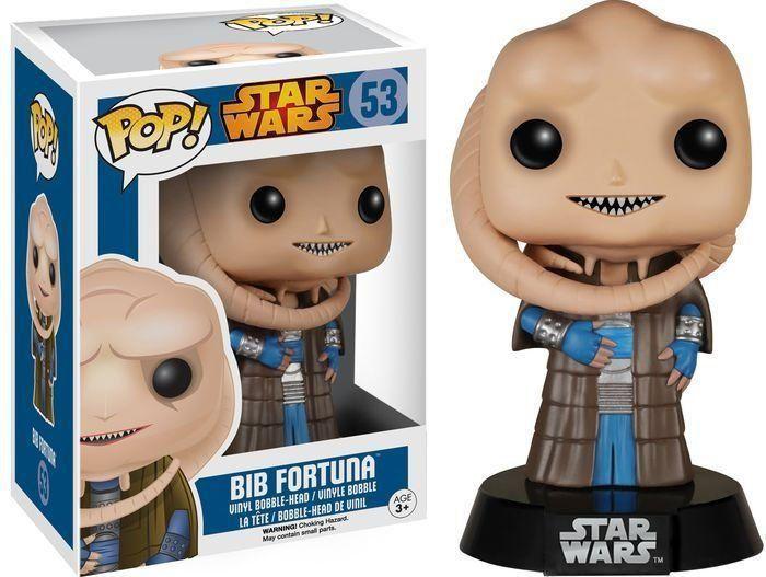 Funko Pop! Bib Fortuna: Star Wars #53 - Funko