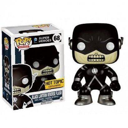 Funko POP! Black Lantern Reverse Flash - Funko