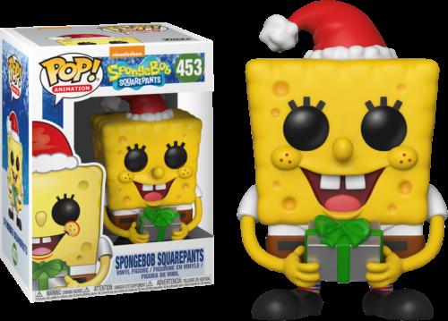 Funko Pop! Bob Esponja (Spongebob Squarepants Holiday): Bob Esponja (Spongebob Squarepants) #453 - Funko