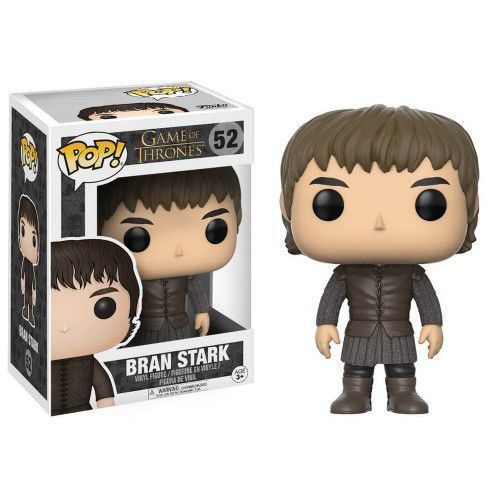 Funko Pop Bran Stark: Game Of Thrones #52 - Funko