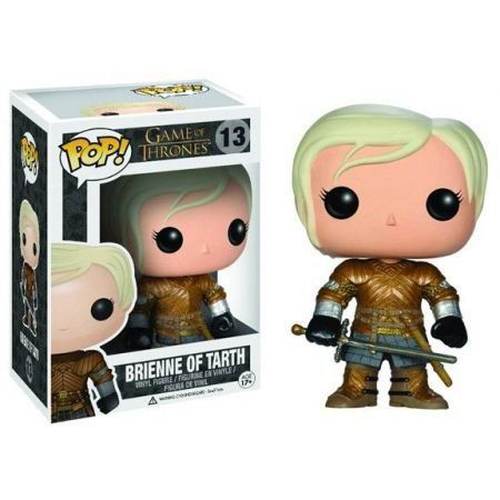 Funko Pop Brienne of Tarth: Game Of Thrones #13 - Funko