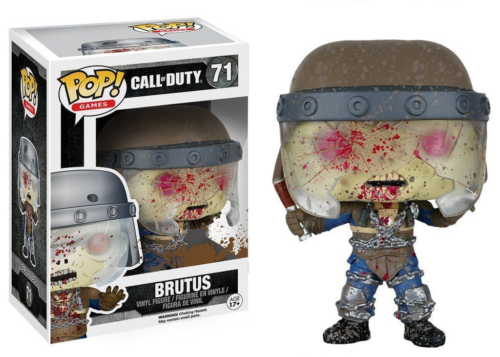 Funko Pop Brutus: Call of Duty #71 - Funko