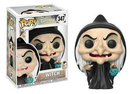 Funko Pop Bruxa (Witch): Branca de Neve e os Sete Anões (Disney) #347 - Funko
