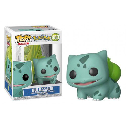 Funko Pop! Bulbasaur: Pokémon #453 - Funko