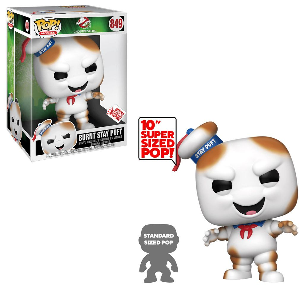 Pop! Burnt Stay Puft 10