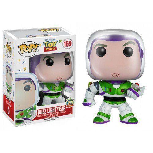 Funko Pop Buzz Lightyear: Toy Story #169 - Funko