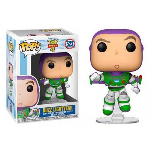 Funko Pop! Buzz Lightyear: Toy Story 4 (Disney) #523 - Funko