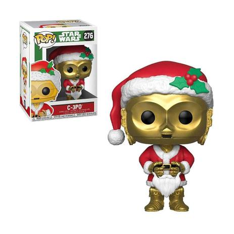Funko Pop! C-3PO Holiday: Star Wars #276 - Funko