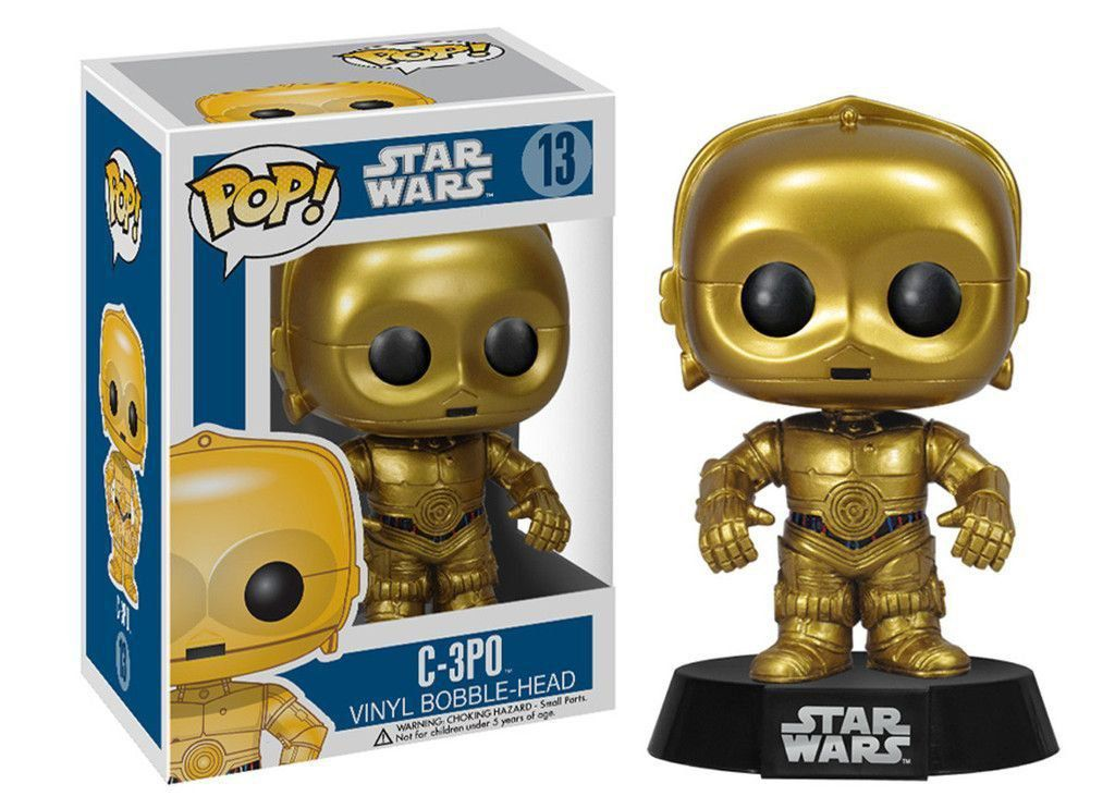 Funko POP! C-3PO Star Wars #13 - Funko