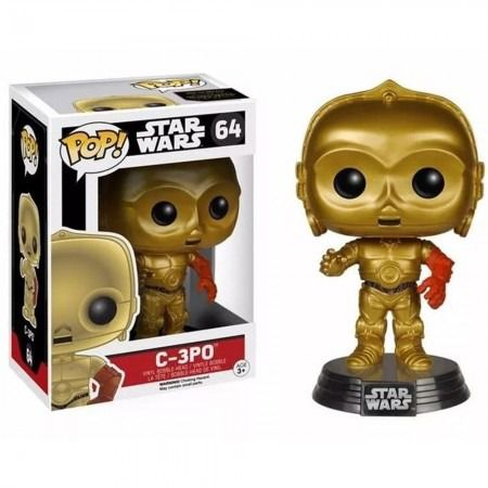Funko Pop C-3PO: Star Wars #64 - Funko