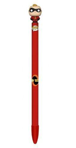 POP! (Caneta) Pen Toppers Sr. Incrível (Mr. Incredible): Os Incríveis 2 - Funko