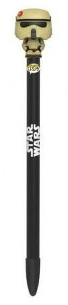Funko Pen Toppers (Caneta) Pop! Scarif Stormtrooper: Star Wars Rogue - Funko
