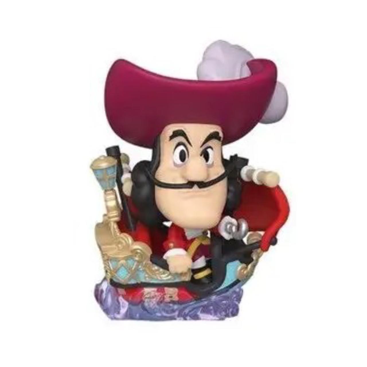 PRÉ VENDA: Funko Pop! Capitão Gancho no Barco (Aniversário 65 Anos) - Funko