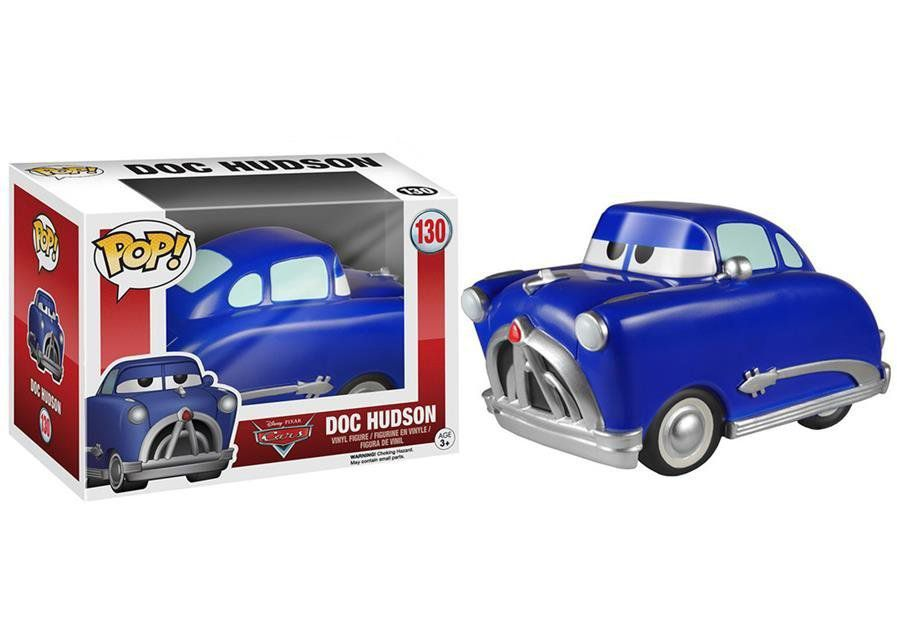 Funko POP! Carros Disney Doc Hudson #130 - Funko