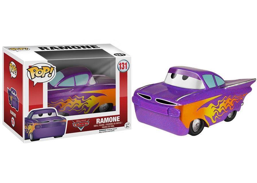Funko POP! Carros Disney Ramone #131 - Funko