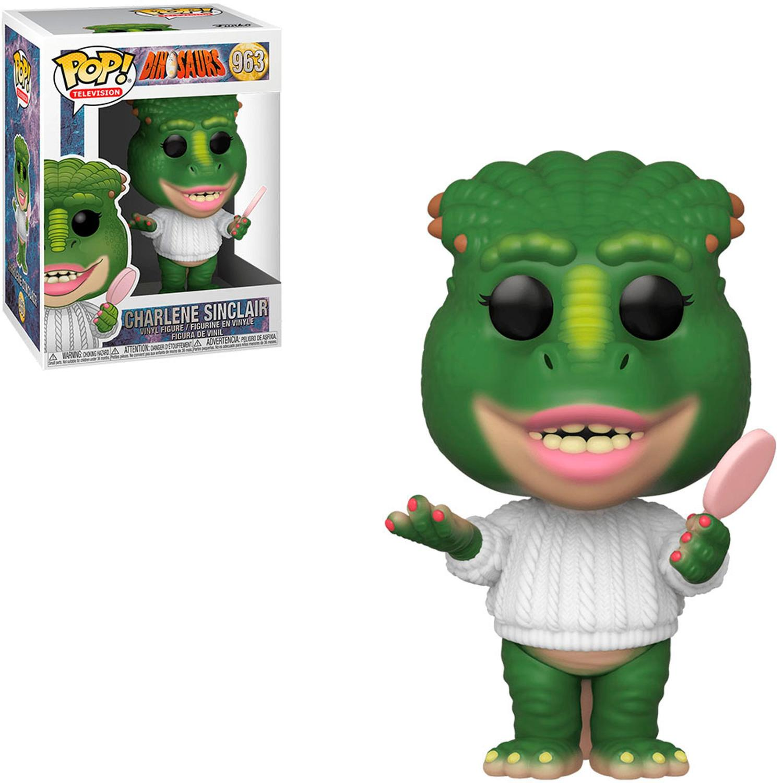 Funko Pop! Charlene Sinclair: A Família Dinossauro (Dinosaurs) # 963 - Funko