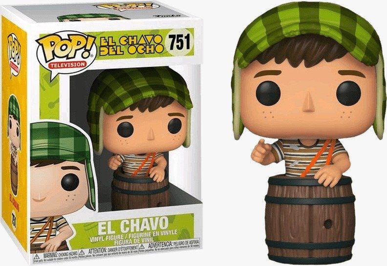 Funko Pop! Chaves: Chaves (El Chavo del Ocho) #751 - Funko