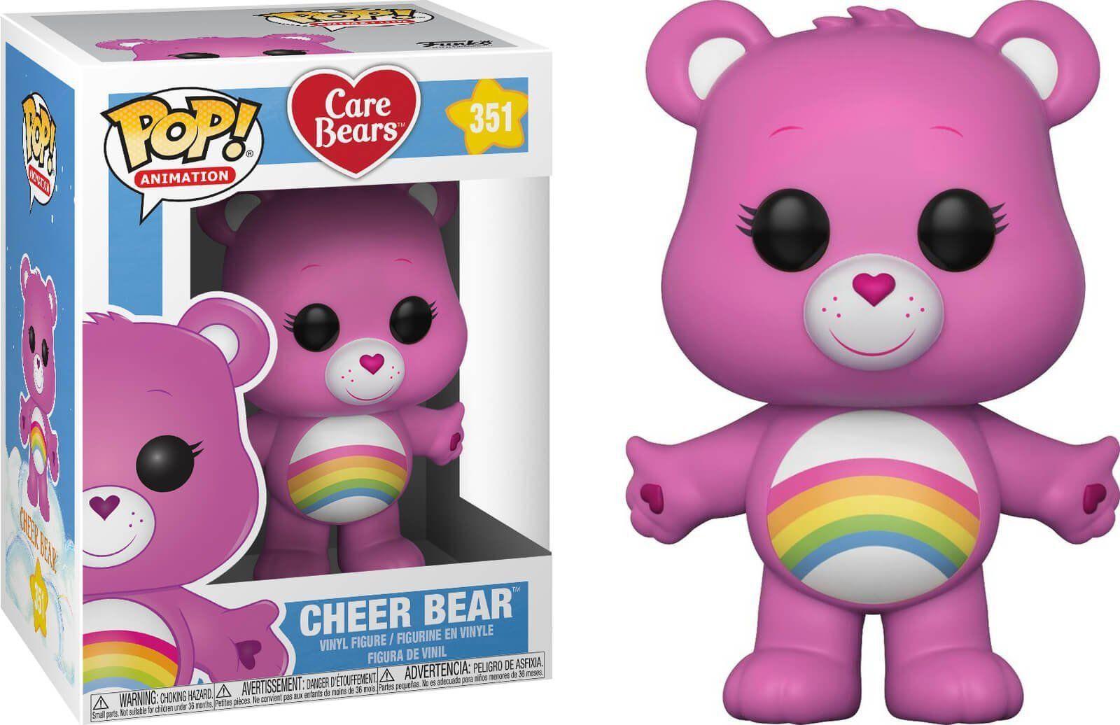 Funko Pop! Cheer Bear: Care Bears #351 - Funko