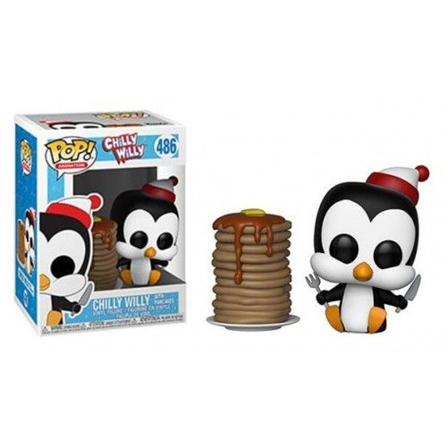 Funko Pop! Chilly Williy (with Pancakes): Chilly Willy #486 - Funko