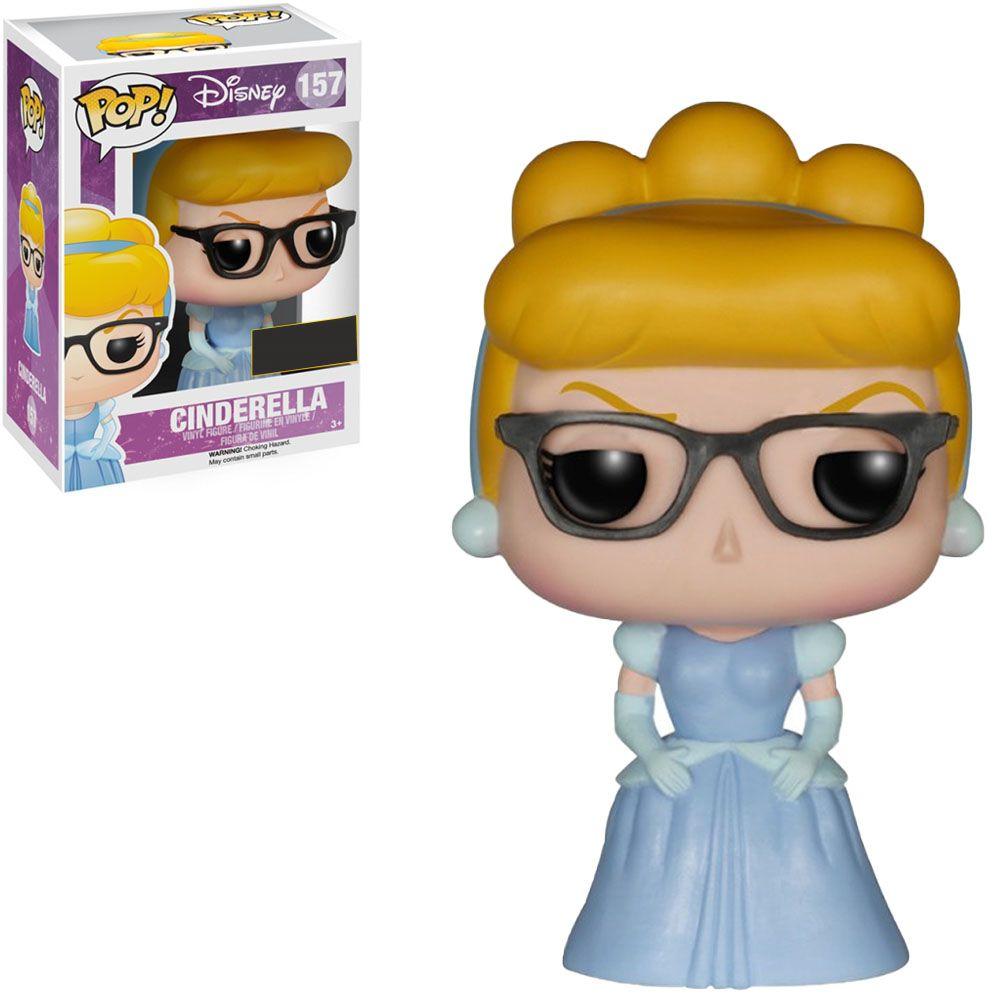 Funko Pop! Cinderella (Nerd) Disney #157 - Funko