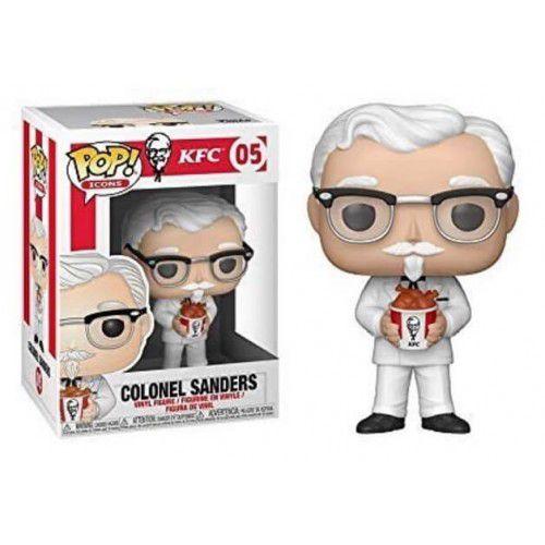 Funko Pop! Colonel Sanders: KFC #05 - Funko