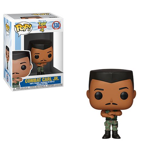Funko Pop! Combat Carl. Jr: Toy Story 4 #530  - Funko