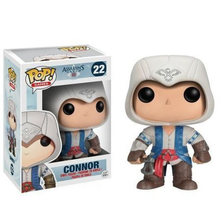 Funko Pop! Games Connor: Assassin's Creed III #22 - Funko